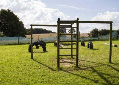 Play Area Climbing Frame