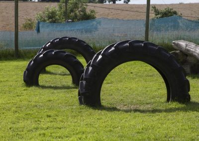 Play Area Tyres