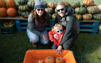 Last day of Pumpkin Fest!