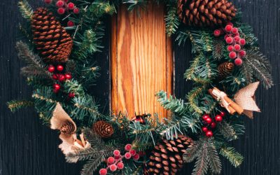 Christmas Wreath Workshop!
